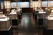 博物馆的展柜