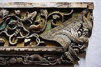 传统建筑木雕