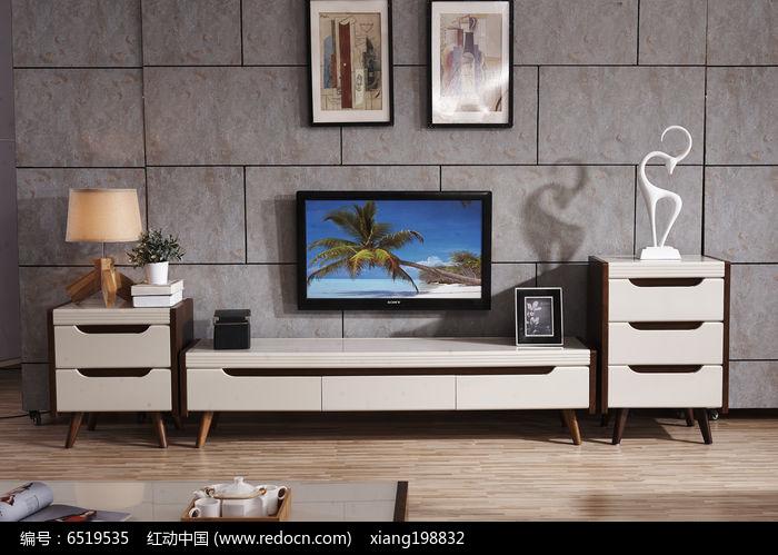 电视柜背景墙设计图片