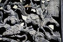 古代人物雕像