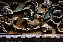 古建筑装饰木雕