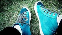 我的帆布鞋