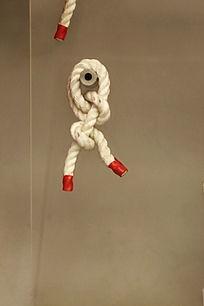 消防队常用的结绳打结方式
