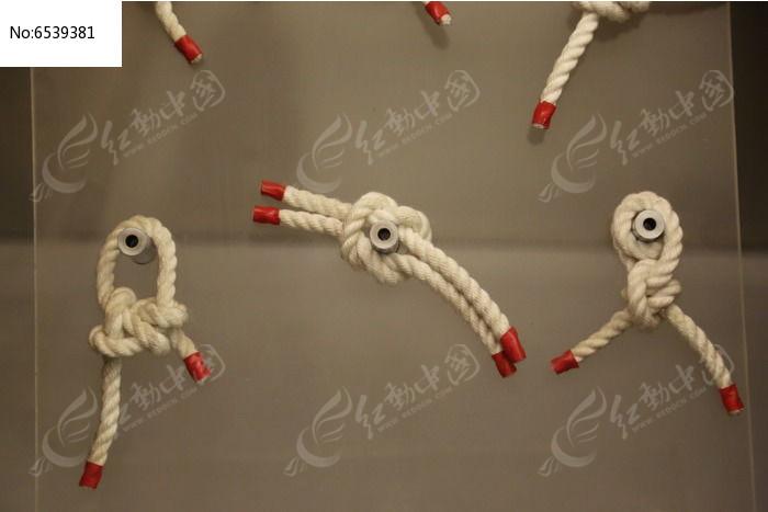 消防队常用结绳打结方式