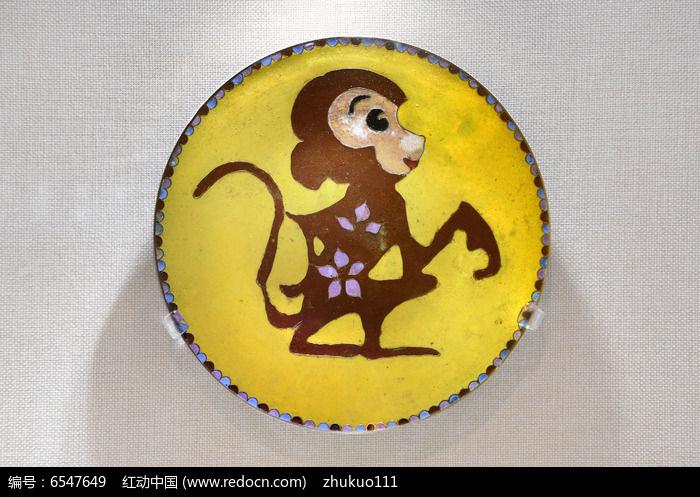 光盘手工制作大全小猴