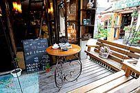 街角咖啡店