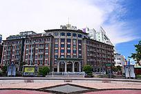 酒店骑楼建筑