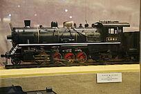 毛泽东号蒸汽机车模型