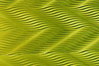 浅绿色波浪纹背景