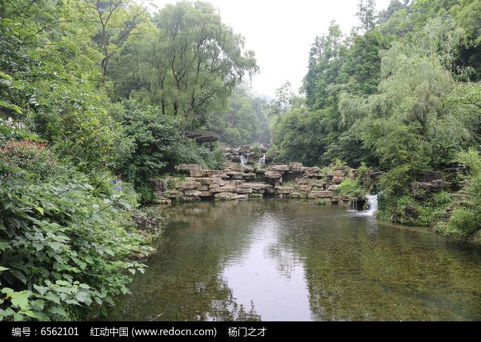 原创摄影图 自然风景 峡谷瀑布 山溪池塘摄影  请您分享: 红动网提供