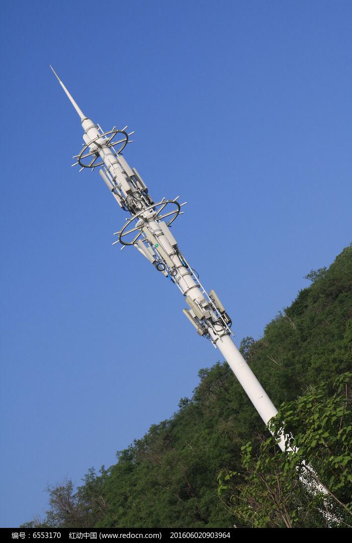 信号塔图片,高清大图_网络通信素材