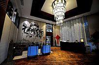 西塘酒店大堂