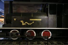 中国火箭号蒸汽火车复制车头