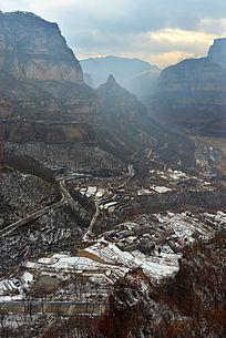 河南林州石板岩露水河风景图片,高清大图 江河湖泊素材图片