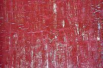 红色墙壁背景