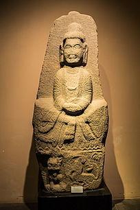荼半托迦尊者佛像