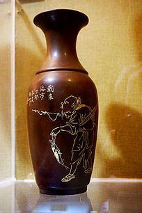 古典人物花瓶