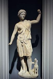 古罗马狄安娜雕像