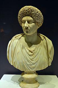 古罗马佛拉韦王朝女性胸像