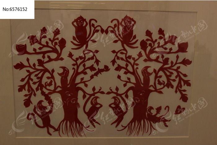 猴子的大桃树高清图片下载 编号6576152 红动网