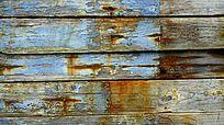 老船木板背景
