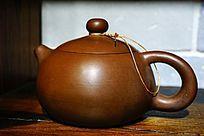 泥陶紫砂茶壶