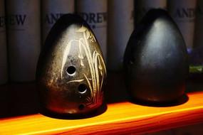 陶瓷埙乐器