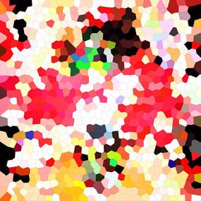 彩色玻璃印花