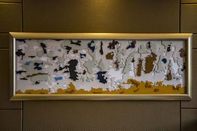 抽象卧室装饰画