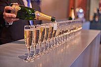 法国香槟区兰斯小城香宾酒窖 品酒