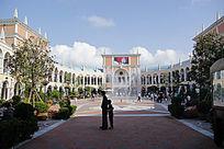 佛洛伦萨喷泉广场