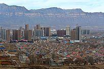 林州城市居民区