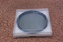 滤镜盒中的偏光镜
