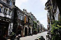 中国古镇建筑