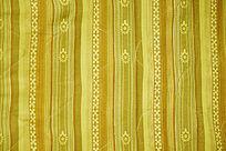 黄色条纹布背景