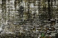老砖墙背景