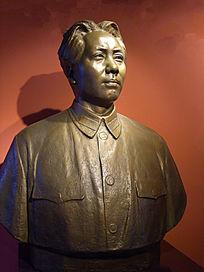 毛泽东人物雕塑
