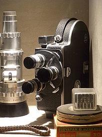 电影摄像机