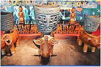 西汉时期祭祀青铜器