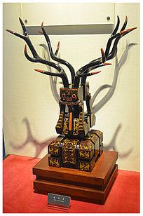 西汉时期镇墓兽