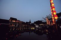 西塘古镇河畔客栈