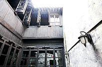 西塘木结构明清建筑