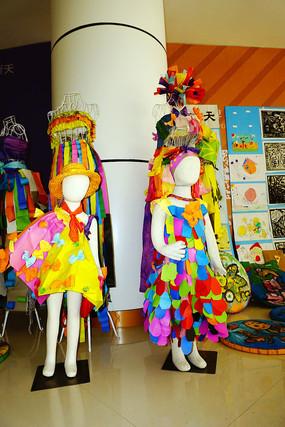 儿童艺术时装