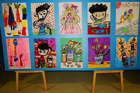 儿童装饰画