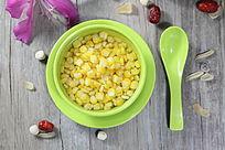 黄玉米糖水甜品