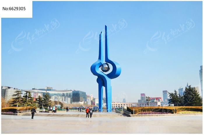 济南�y�k8�Z릚�Rע�_济南泉城广场建筑