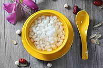 糯玉米糖水甜品