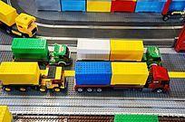 汽车运输模型