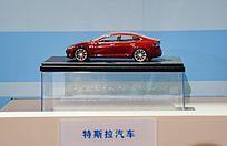 特拉斯汽车模型