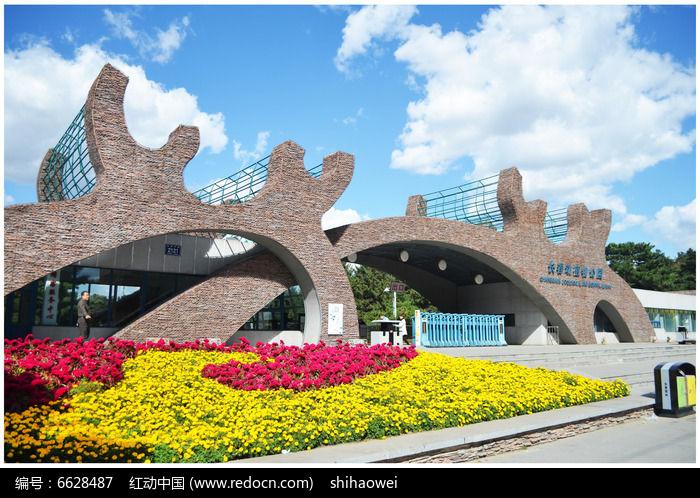 植物景观建筑图片
